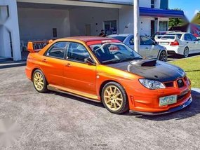 2007 Subaru Wrx Sti FOR SALE