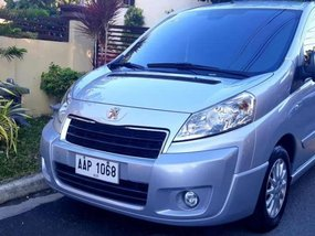 For Sale 2014 Peugeot Expert Tepee Van Turbo Diesel Engine