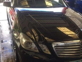 Mercedes Benz E300 2010 model FOR SALE