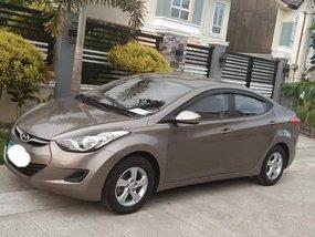 Hyundai Elantra AT 2013 FOR SALE