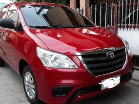 Toyota Innova E 2015 for sale