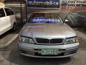 2001 Nissan Cefiro Gas AT Automobilico SM City Bicutan