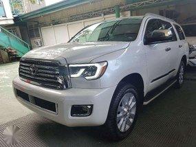 2019 Toyota Sequoia Platinum New Look 5.7 Liter V8 Petrol