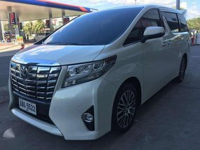 2015 Toyota Alphard for sale