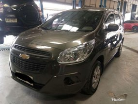 Chevrolet Spin crdi tdic diesel mt 7seaters 2013