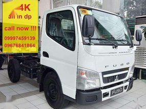 2019 MITSUBISHI Canter FE 71 Cab and Chassis Low Downpayment Promo