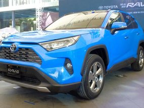 Toyota RAV4 2019 officially launched in the Philippines