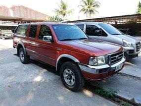 Ford Ranger 2004 Trekker 4x2 Turbo Diesel Manual transmission
