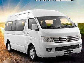 2019 Foton View Traveller 16 seaters 1