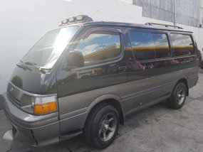 1995 TOYOTA Hiace Commuter - LOCAL