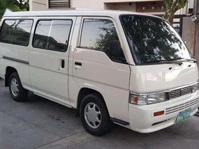 2008 Nissan Urvan for sale