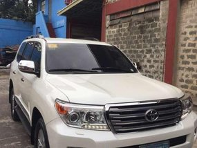 2014 Toyota Land Cruiser VX LC200 for sale