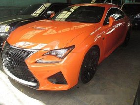 Lexus RC F 2016 AT for sale