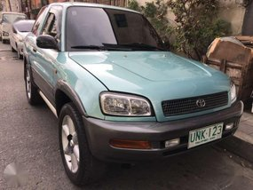 Toyota Rav4 3 door 18 mags 1996 model