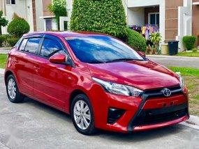 Toyota Yaris E 2016 model Automatic transmission