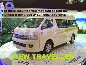 2019 Foton View Traveller for sale
