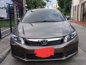 For sale 2013 Honda Civic 18s AT