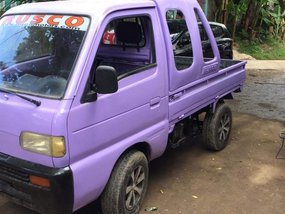 2014 Suzuki Multicab (Pick Up) P120,000 4 wheel drive