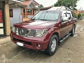 2008 Nissan Frontier Navara for sale