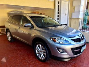 2012 Mazda Cx9 top of the line sunroof