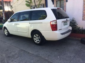 Kia Carnival EX 2007 Model for sale