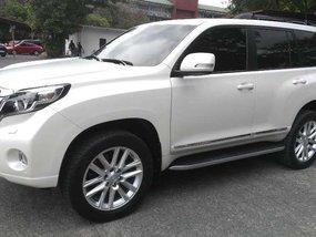 Toyota Land Cruise Prado 4x4 Gas 2014 for sale