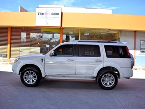 Selling 2nd Hand 2014 Ford Everest at 40000 km in Lemery
