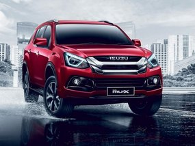 Isuzu MU-X 2019 facelift unveiled with subtle changes