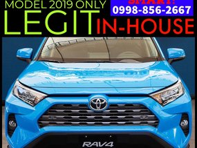 Selling Brand New Toyota Rav4 2019 Automatic in Manila