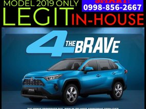 Sell Brand New 2019 Toyota Rav4 Automatic Diesel in Muntinlupa