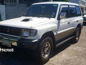 2003 Mitsubishi Pajero FieldMaster RalliArt Intercooler Turbo