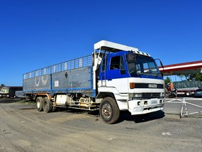 Selling 2nd Hand 2000 Isuzu Elf Truck Diesel Manual
