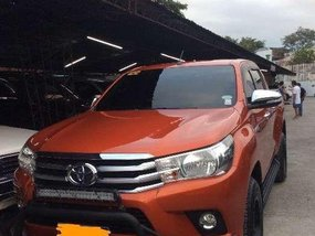 Toyota Hilux G 2017 Model FOR SALE