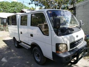Kia K2700 2cabs hspur 2004 FOR SALE