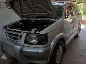 Mitsubishi Adventure super sport 2000 MT GAS for sale