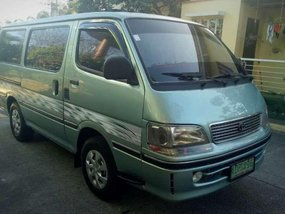 1998 Toyota Hi ace Local Commuter FOR SALE
