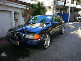 Mercedes Benz C220 1995 for sale