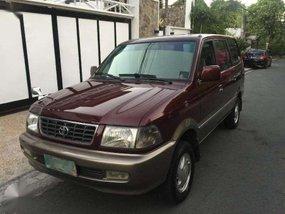 Toyota Revo GLX 2001 SR VX200 FOR SALE