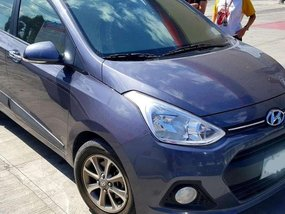Hyundai GRAND i10 2015 model low mileage