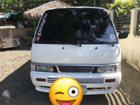 2005 Nissan Urvan Escapade for sale