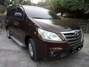 For sale 2015 Toyota innova 2.5E AT diesel