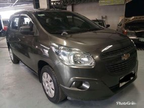Chevrolet Spin 2013 16mt crdi tdic dsl cebu 1st own 7seaters