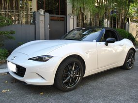 2015 Mazda Miata MX 5 Automatic Leather Sky Active Super Fresh Alabang Area