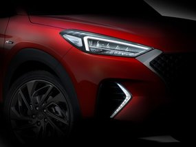 Hyundai Tucson N Line 2019 to be released soon