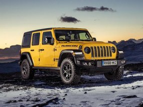 Fifth-gen Jeep Wrangler JL 2019 to be rolled out in March