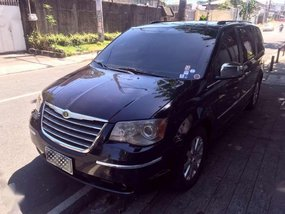2011 series Chrysler Town and Country Crd Diesel