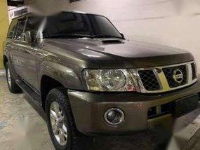 2008s Nissan super Safari Patrol TOP OF the line variant