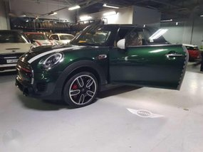 Mini JCW convertible turbo limited Cooper 2017
