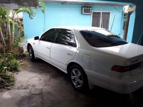 Toyota Camry 1999 acquired 2000 model
