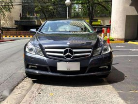 Mercedes Benz E-Class 2010 for sale